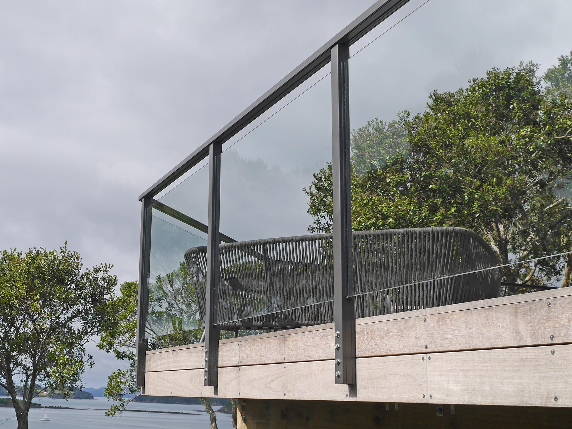 Spectra Glass Balustrade